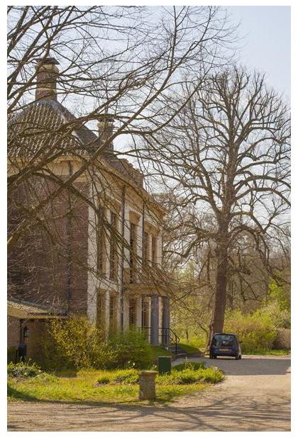 foto's, Landgoed Nijenburg, Heilooërbos, Noord-Holland, Nederland