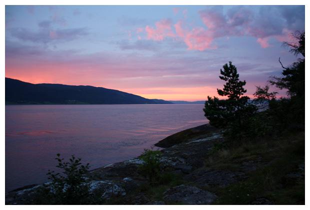 foto's, provincie Trøndelag, Noorwegen
