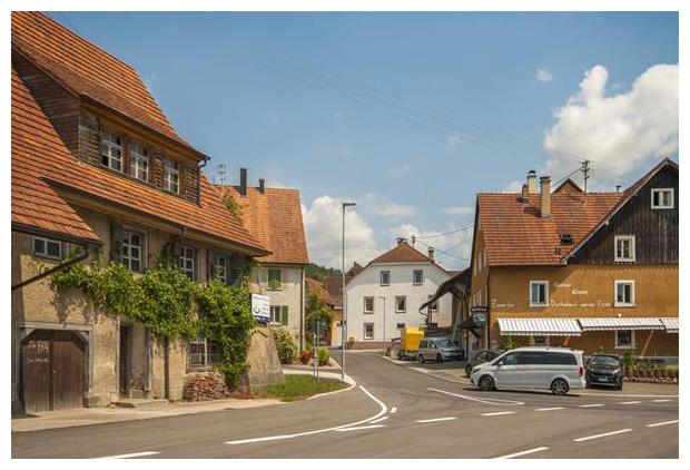 foto´s, Schwaningen, Baden-Württemberg, Duitsland
