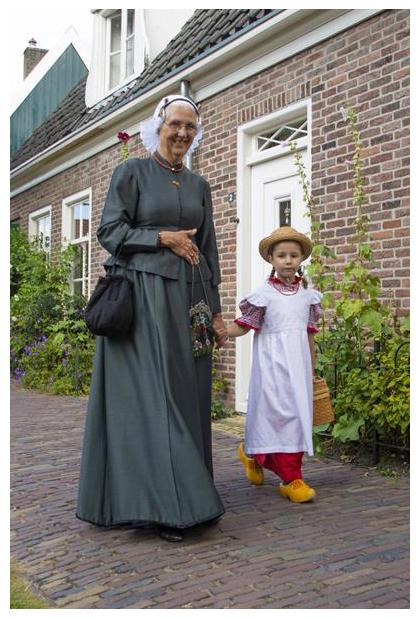foto's, Folklore, Folkloren, Westfriesemarkt, Schagen