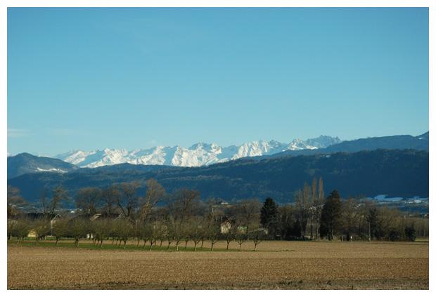foto, regio Auvergne-Rhone-Alpes, Savoie, Frankrijk