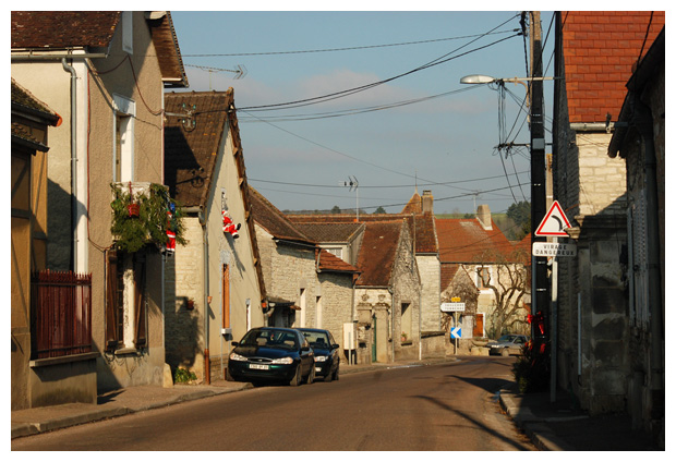 foto's, Sainte-Vertu, Yonne, Bourgondië, Frankrijk