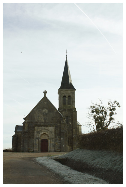 foto's, Saint-Maurice, Nièvre, Bourgondië, Frankrijk