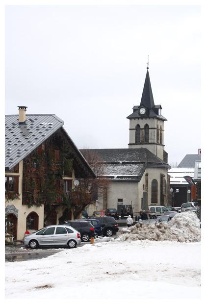 foto, Crest-Voland, Savoie, Frankrijk