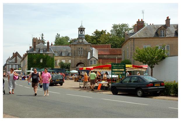 foto's, Champlemy, Nièvre, Bourgondië, Frankrijk