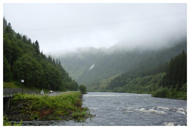 foto's, provincie Trøndelag, Nord-Trøndelag, Noorwegen