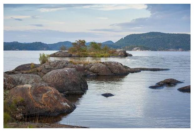 Agder, Aust-Agder en Vest-Agder, Noorwegen