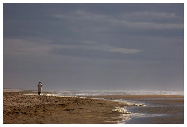 foto's, strand, zee, duinen