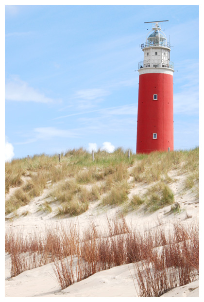 foto's, Vuurtoren Eierland, Texel, Noord-Holland